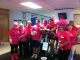 Well Done Porters in Pink:)